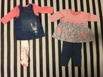 Girls Dresses package - size 50/56