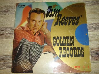 Jim Reeves - Golden records