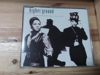 Higher Ground - Sugar Free (Don't Want Your Love), CD