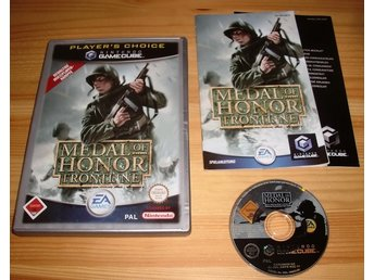 GameCube: Medal of Honor Frontline