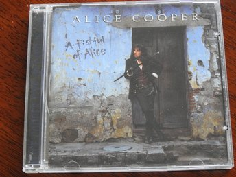 Alice Cooper - A Fistful of Alice CD