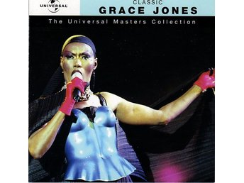 Grace Jones - Classic Grace Jones (CD, Comp)
