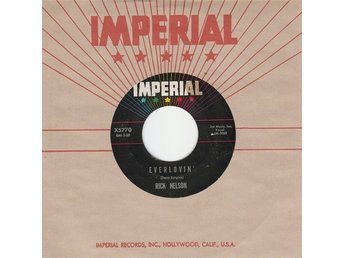 Ricky Nelson - Everlovin / A wonder like you
