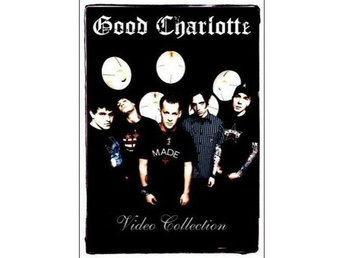 Good Charlotte -Video Collection 2003 DVD grunge pop punk