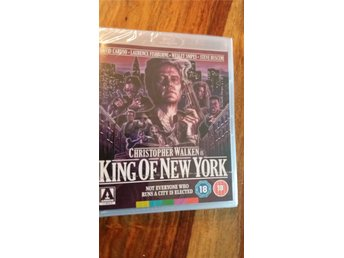 King of New York (Arrow) Blu Ray