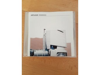 Antiloop Remixed CD
