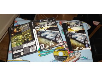 Need for Speed: Most Wanted till GameCube! 1kr