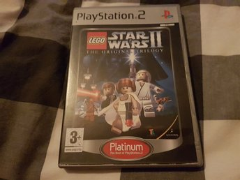 Lego Star wars 2 - the original trilogy PS2