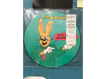 Jive Bunny and the mastermixers skick Mvg utan fodral rock pop worldmusic