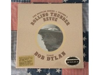 Bob Dylan - The Bootleg Series Vol 5. Live 1975 (3-Vinyl / LP Box).