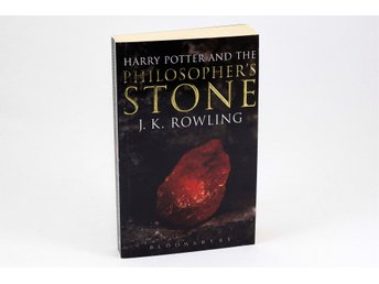 Harry Potter and the Philosopher's Stone Pocket J.K. Rowling – fint skick.