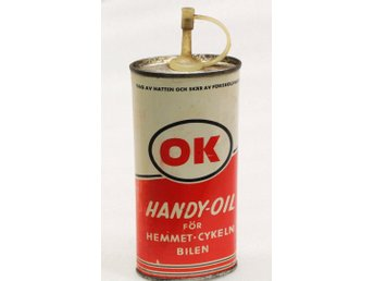 OK HANDY-OIL oljekanna
