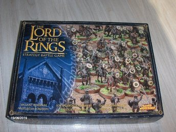 Lord of the Rings (Tolkien) - Valiant Rohirrim Games Workshop