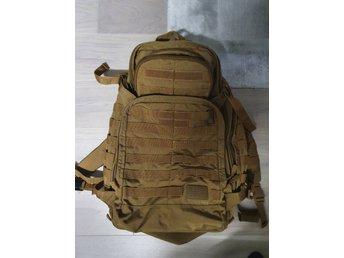 5.11 rush 72 ryggsäck 55L (424329708) ᐈ Köp på Tradera