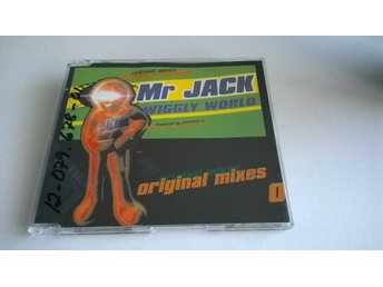 Mr Jack - Wiggly World, CD, Maxi-Single