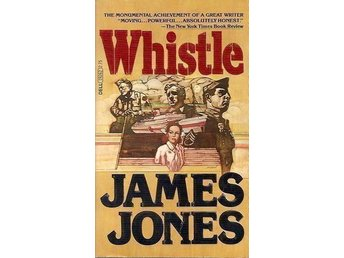 James Jones: Whistle.