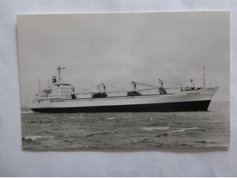 MS BORELAND - Segeltorp - MS BORELAND - Segeltorp