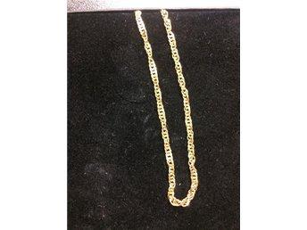 Vristlänk från guldfynd 18k - Upplands Väsby - Vristlänk från guldfynd 18k - Upplands Väsby