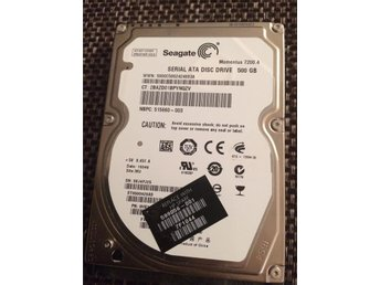 Seagate HDD 2,5 500 GB