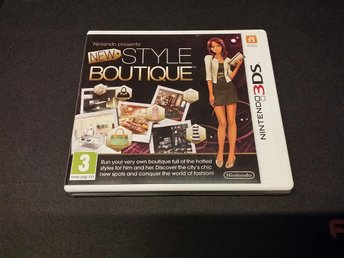 [3DS] New Style Boutique