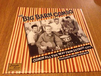 Rockabilly: Big Barn Combo