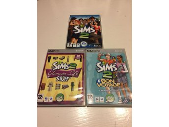 The Sims 2 + Expansioner