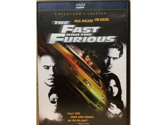 DVD-film: The fast and the furious