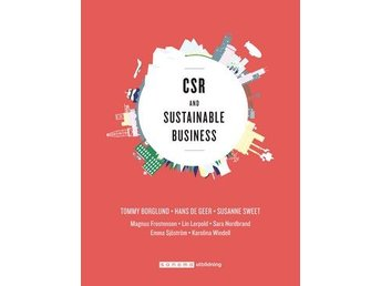 Csr And Sustainable Business (Bok)
