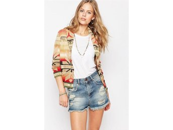 Denim & Supply Ralph Lauren Southwestern Cardigan S supersnygg kofta