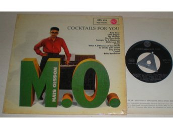 Mats Olsson EP/PS Coctail For You 1959