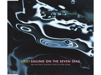 OMD* - Sailing On The Seven Seas (CD, Single)