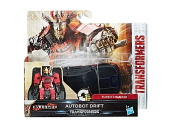 Transformers Autobot Drift 1-Step Turbo Changers