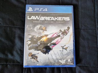 Lawbreakers - PS4 NYTT Limited Run Games