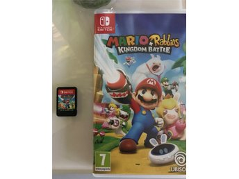 mario + rabbids kingdom battle till nintendo switch