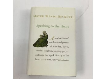 Bok, Speaking to the heart, Sister Wendy Beckett