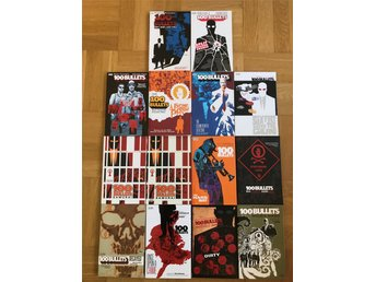 100 Bullets complete collection tpb Vertigo