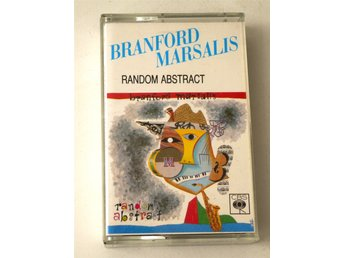 Branford Marsalis / Random Abstract kassettband 1988