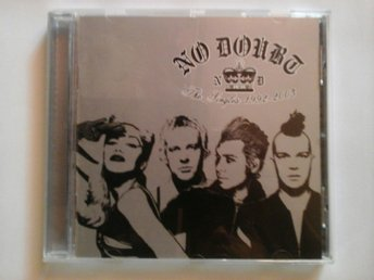 No doubt  - The Singles 1992-2003 - CD