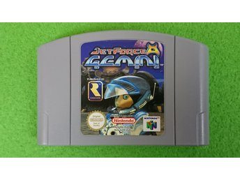 Jet Force Gemini ENGELSK TEXT Nintendo 64 N64