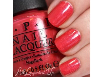 Opi nagellack 15 ml Go with the lava flow
