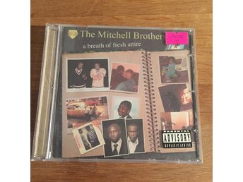 THE MITCHELL BROTHERS - A BREATH OF FRESH ATTIRE. (CD)
