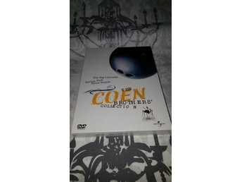 The Coen Brothers Collection 3-DVD *OOP utgången box*