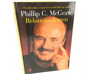 Relationsakuten Philip C MaGraw ISBN 9172634669
