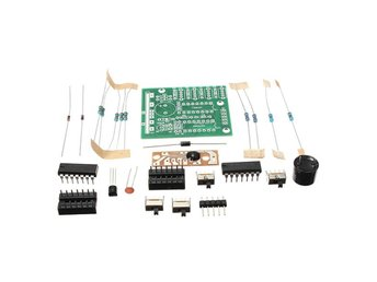 16 Music Box 16 Sound Box Kit Electronic DIY Suite