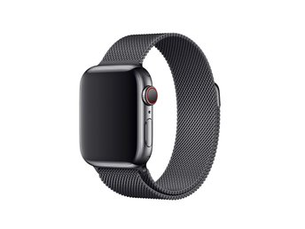 Milanese Loop 38/40mm Apple Watch Armband - (SPACE GRAY)