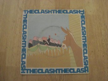 "The Clash - English Civil War (Johnny Comes Marching Home) 7"" [ UK Press ]"
