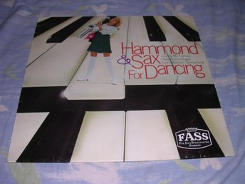 McFarlow Hammond & Sax For Dancing (LP) Lounge EX/VG+