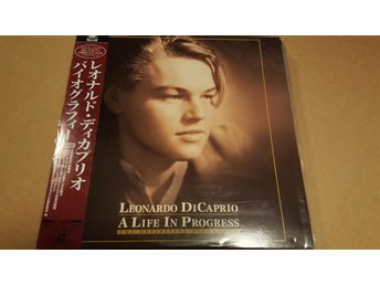 LEONARDO DICAPRIO - A LIFE IN PROGRESS JAPAN LD