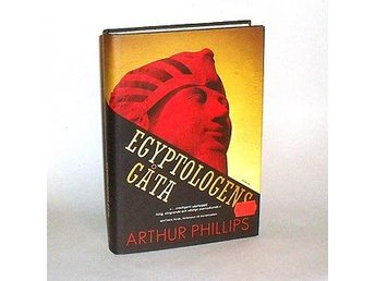 Egyptologens gåta : Phillips Arthur