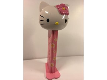 Stor HELLO KITTY pez automat
